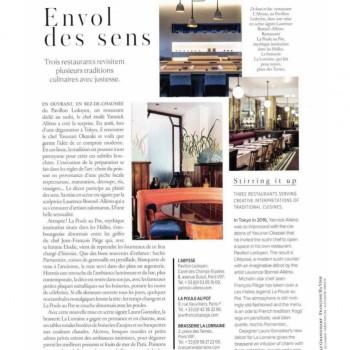 La Lorraine mise en lumière par le magazine Air France Madame !